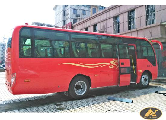 31-35seats 7.5meters length bus