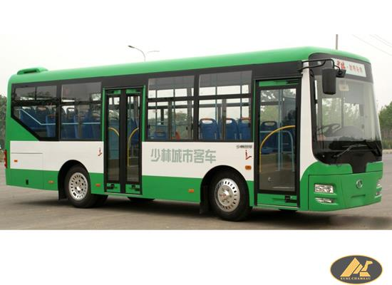 31-33seats 8.1meters length Rear  engine city bus