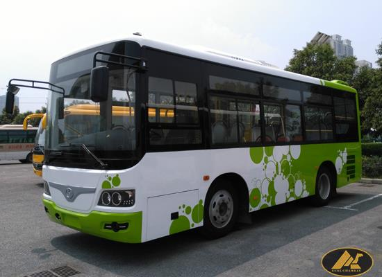 32-36seats 7.7meters length city bus