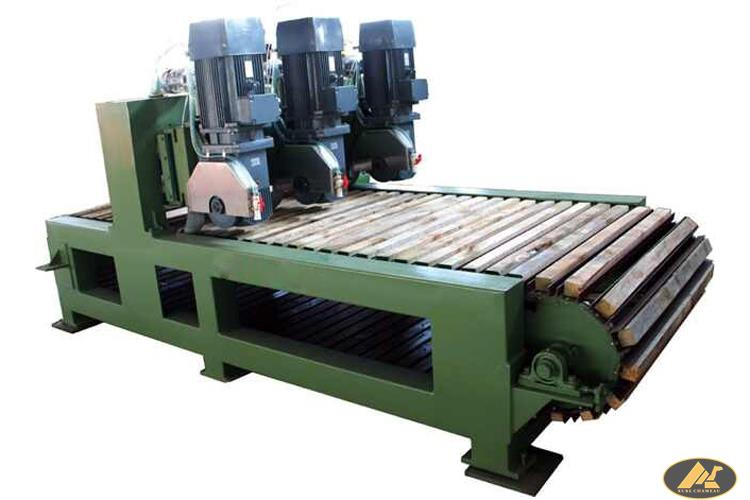 3 blades automatic cutting